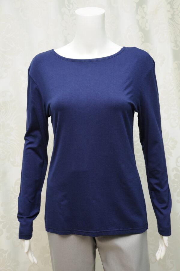 Modré triko od české firmy Haillo