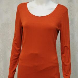 Oranžové italské triko